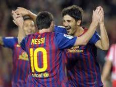 Каталонцы готовы праздновать забитые мячи