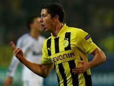 Левандовски проводит в Дортмунде последний сезон
