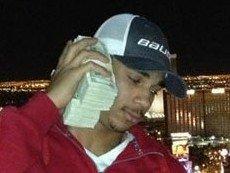 Эвандер Кейн, не имея игровой практики, развлекается в Лас-Вегасе