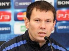 Константин Зырянов: последние минуты матча «Амкара» с «Анжи» – это не футбол