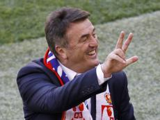 Радомир Антич может сменить Билича в «Локомотиве»
