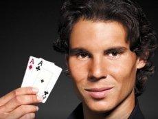 Рафаэль Надаль уже рекламирует PokerStars
