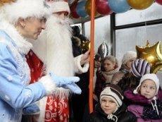 В будущем «Рождественский трамвайчик» будет курсировать в Минске гораздо дольше