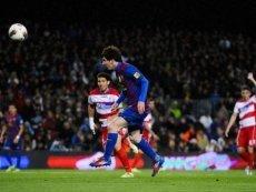 «Гранада» не отпустит «Барселону» без мяча в ее ворота, считает прогнозист Betfair