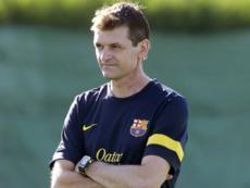 Виланова не сможет полноценно руководить «Барселоной» до конца марта текущего года