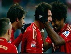 «Бавария» остается непробиваемой даже в матчах на выезде