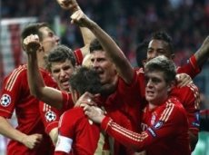 «Бавария» на протяжении сезона демонстрирует потрясающую игру в атаке