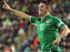 Против Австрии ирландцам не сможет помочь их главная звезда - Робби Кин