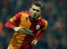 На счету турецкого нападающего уже 8 голов в Лиге Чемпионов