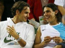 Надаль и Федерер встречались уже 28 раз