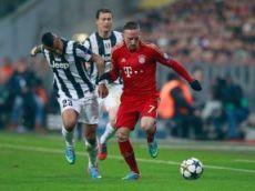 «Бавария» сыграет с «Юве» вничью на выезде, считает прогнозист Betfair
