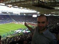 Свои путешествия Арустамян планирует так, чтобы приобщиться к футбольной культуре