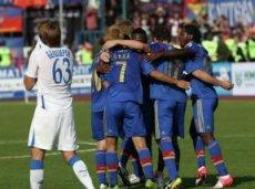 В первом круге ЦСКА отыгрался в матче с «Волгой» со счёта 0:2