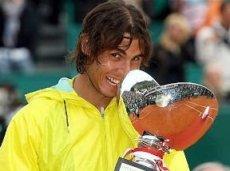 Надаль восемь раз выигрывал турнир в Монте-Карло