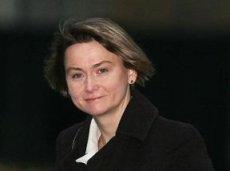 Иветт Купер – одна из претенденток на должность премьер-министра