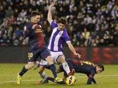 Betfair: «Барселона» и «Вальядолид» забьют друг другу