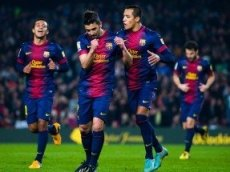 Betfair: «Барселона» одержит победу, но пропустит от «Малаги»