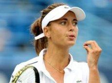 Цетковска во втором круге обыграла Павлюченкову
