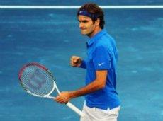 Федерер начинает защиту титула в Мадриде