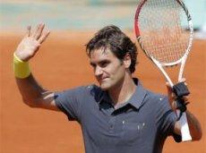 У Федерера неплохие шансы на выход в финал