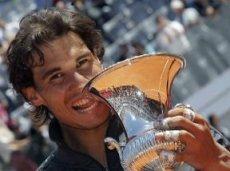 Год назад Надаль выиграл в Риме