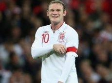 На гол Руни и победу сборной Англии можно поставить за 2.75 у букмекера William Hill