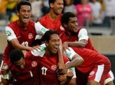 Несмотря ни на что, сборная Таити выполнила задачу на турнир