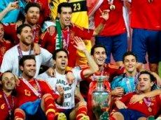 Испанская сборная выиграет Кубок Конфедераций, полагают на Goal.com