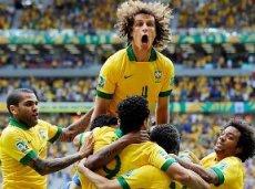 Бразильцы выиграют домашний Кубок Конфедераций