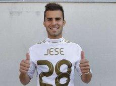 В прошедшем сезоне Хесе сыграл 10 минут в матче за основную команду «Реала»