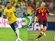 Испания и бразильцы подарят от трех голов в основное время финала