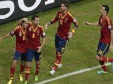Какой бы состав Испании ни вышел на поле, он будет слишком силен для Таити