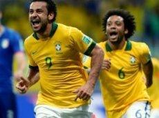 Бразильцы на Кубке Конфедераций пока не встречали достойного сопротивления