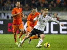 Betfair: Германия одолеет Испанию на молодежном чемпионате Европы