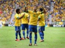 Бразилия выиграет у Испании