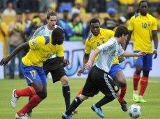 Эквадор способен осадить Аргентину в домашнем матче
