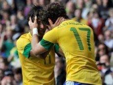 Бразилия не оставит шансов Англии, полагают на Betfair