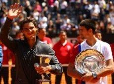 Надаль и Джокович в прошлом году встречались в финале Roland Garros