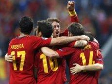 Испанцы вполне могут забить в ворота Таити десять и более мячей