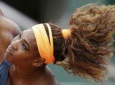 Серена завоюет очередной титул в Париже
