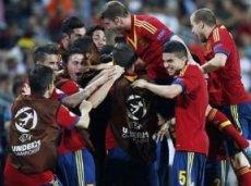 Испанцы досрочно обеспечили себе место в плей-офф