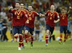Испания должна обыгрывать Бразилию