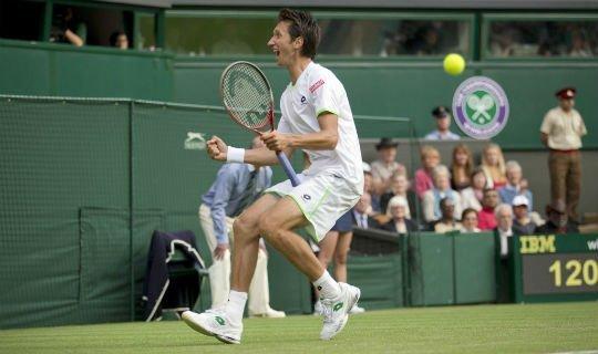 Стаховский обыграл Федерера во втором круге