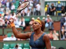 Серена не выигрывала Roland Garros с 2002 года