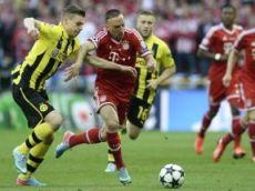 «Бавария» увезет трофей с «Сигнал Идуна Парк»