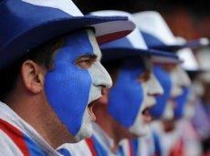 На стадии 1/2 финала французы сыграют со сверстниками из Ганы, а Уругвай встретится с Ираком