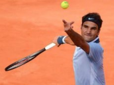 Федерер выйдет в полуфинал