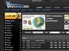 VestaBet365 добавлена в рейтинг с кратким обзором