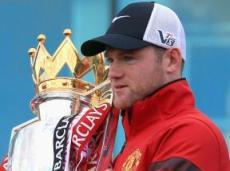 В Манчестере Руни выиграл пять чемпионств АПЛ