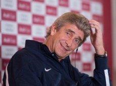 Пеллегрини надеется выиграть в «Манчестер Сити» четыре титула за сезон